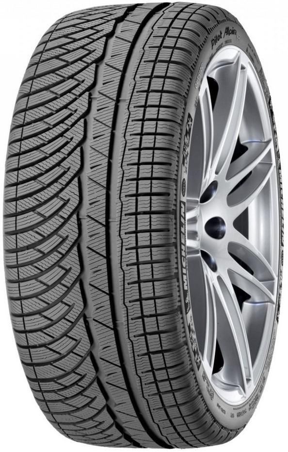 Комплект шин Michelin Pilot Alpin PA4 2…