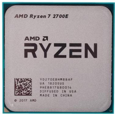Процессор (CPU) AMD Ryzen 7 2700E 2.8GH…
