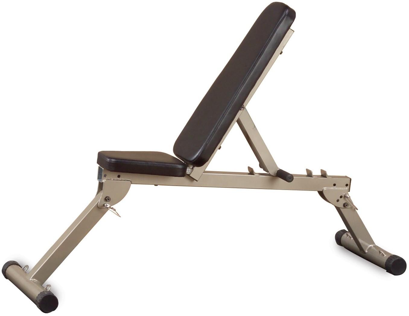 Скамья Body-Solid Best Fitness BFFID10