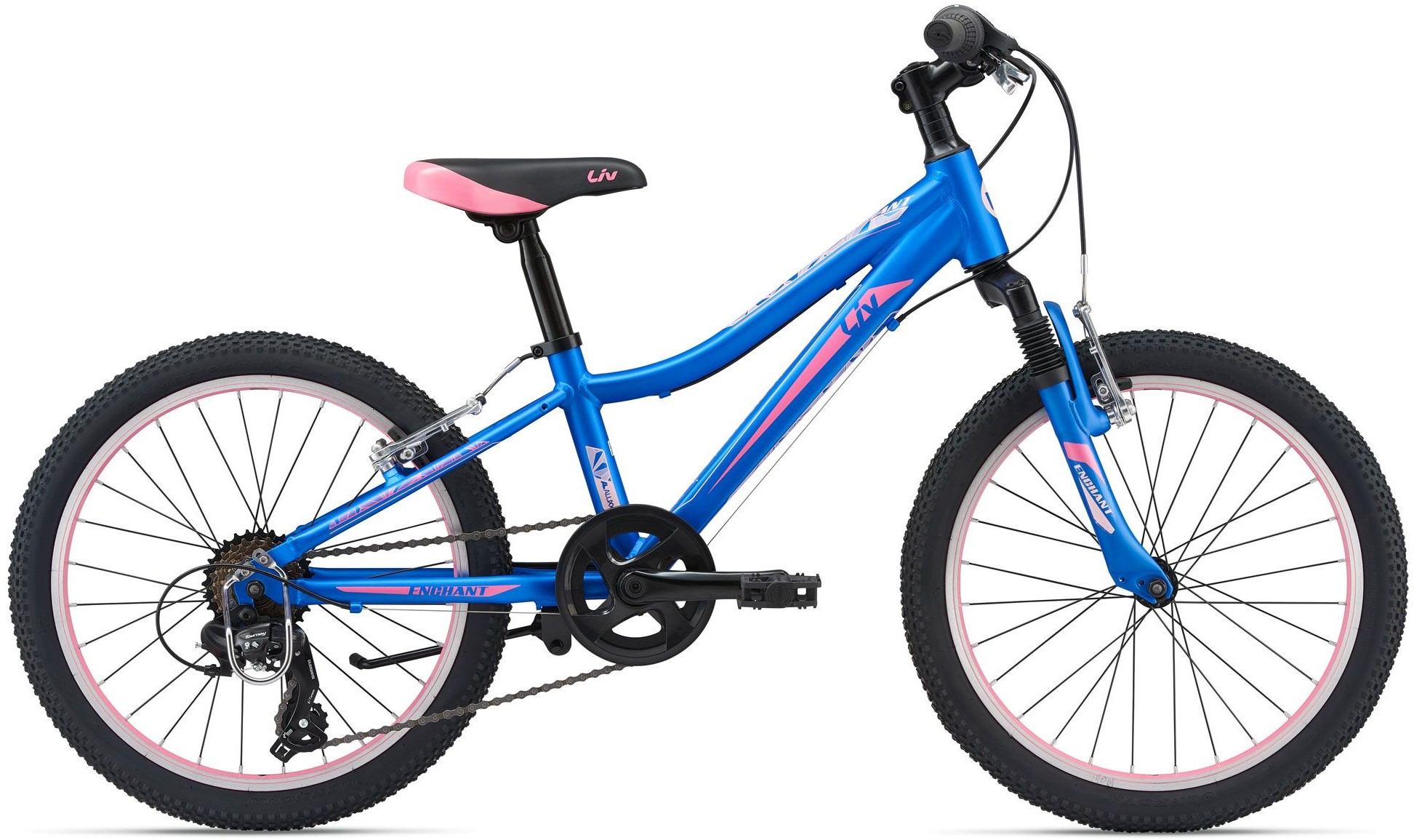 "Велосипед Giant Liv Enchant 20 (2018) Blue/Pink 20"""