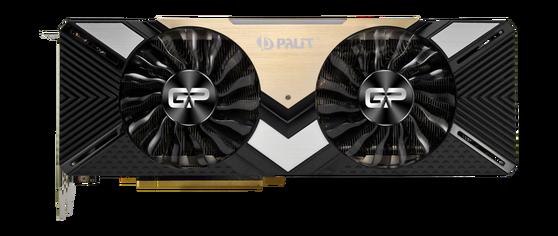 Видеокарта Palit GeForce RTX 2080 Ti Dual 11Gb