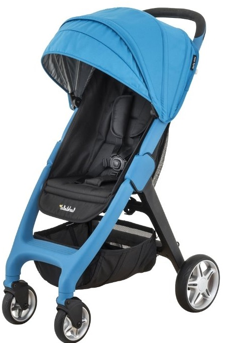 Коляска Larktale Chit Chat Stroller Freshwater Blue