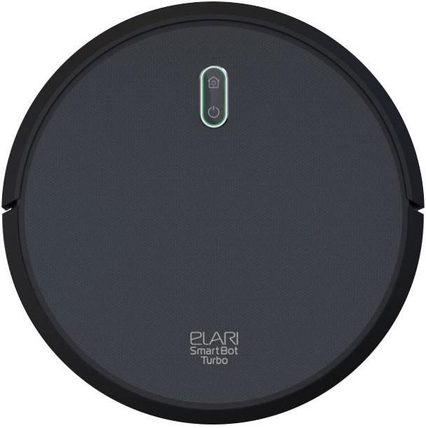 Робот-пылесос Elari SmartBot Turbo Black
