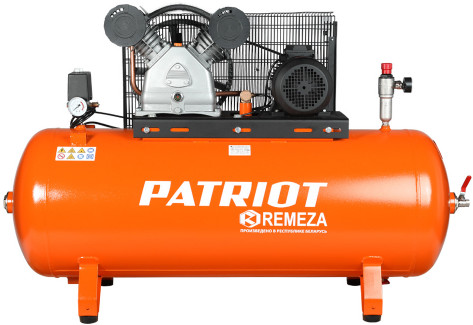 Компрессор Patriot Remeza СБ 4/Ф-270 LB 50
