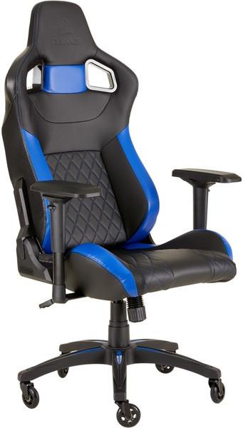Игровое кресло Corsair T1 Race 2018 чер…