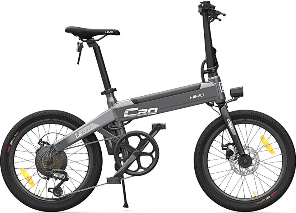Электровелосипед Xiaomi Himo C20 Electric Power Bicycle серый 20""