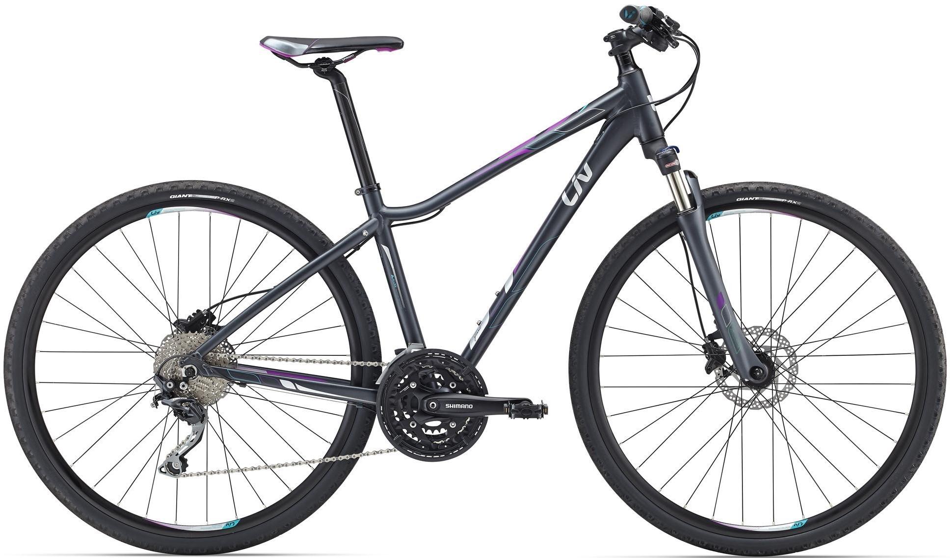 "Велосипед Giant Rove 1 Disc Charcoal 28"""