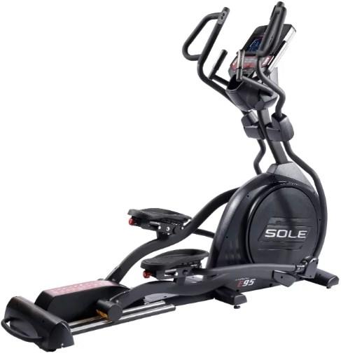 Эллиптический тренажер Sole Fitness E95…