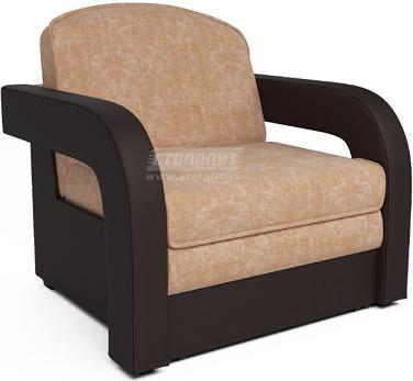 Кресло-кровать Столплит Карина-2 кордрой бежевый 95x80x80 см