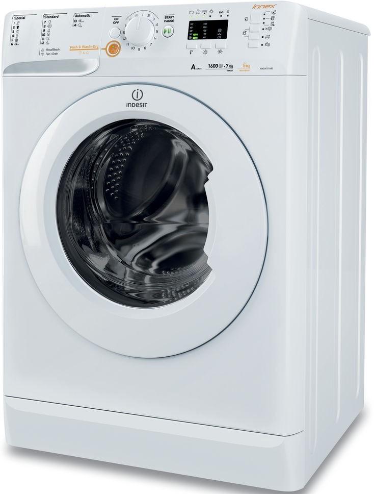 Стиральная машина IndesitXWDA 751680 X W EU