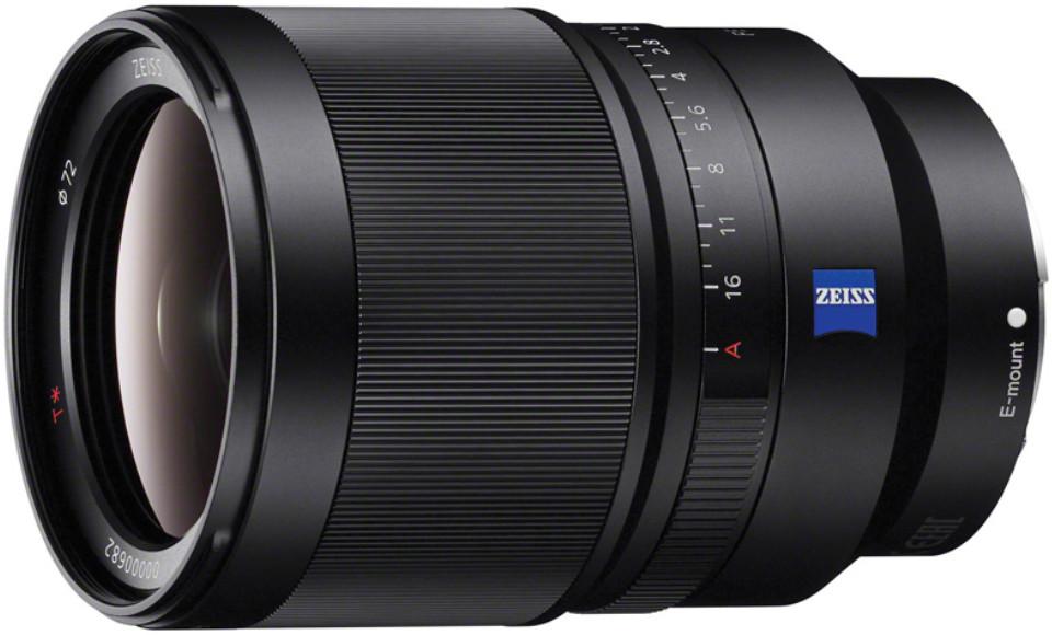 Объектив Sony Distagon FE 35mm f/1.4 ZA Black