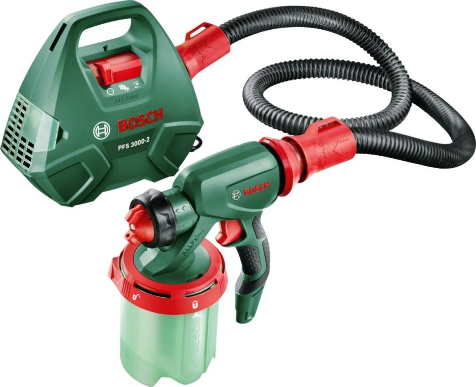 Краскопульт Bosch 0603207100