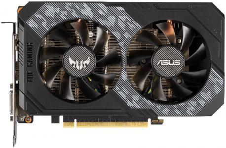 Видеокарта Asus GeForce RTX 2060 TUF Gaming OC 6Gb