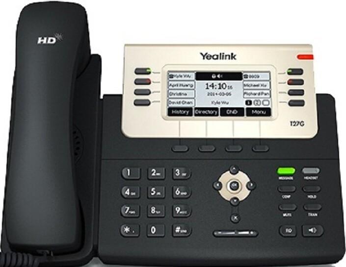 IP-телефон Yealink SIP-T27
