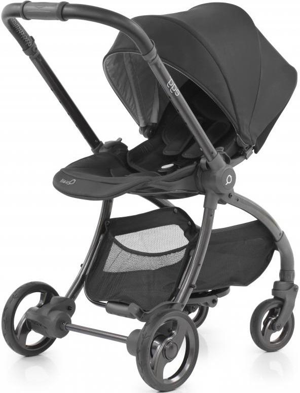 Коляска Egg Quail Stroller/Gotham Black