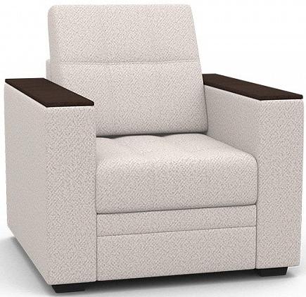 Кресло Цвет Диванов Атланта Next льняной 90x92x94 см