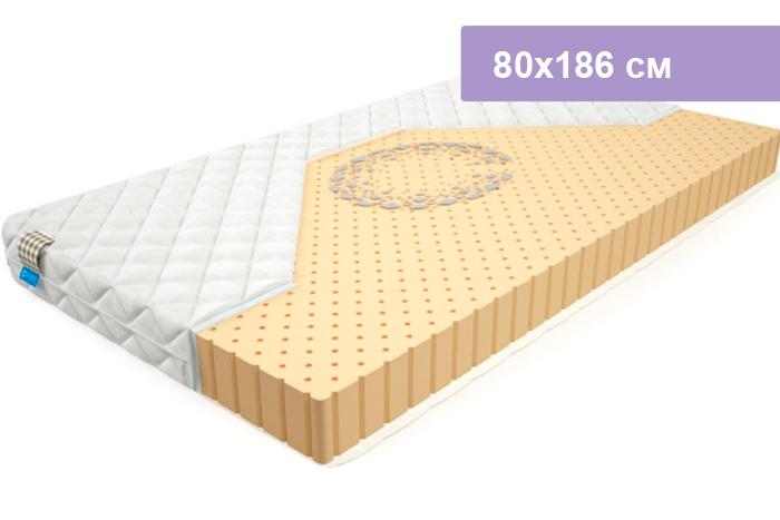 Матрас Mr.Mattress BioCrystal Foxton L 80х186 см