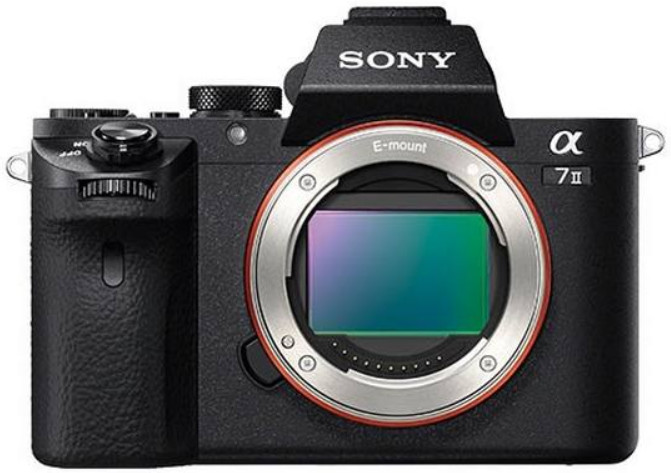 Фотоаппарат Sony Alpha A7 II Body Black