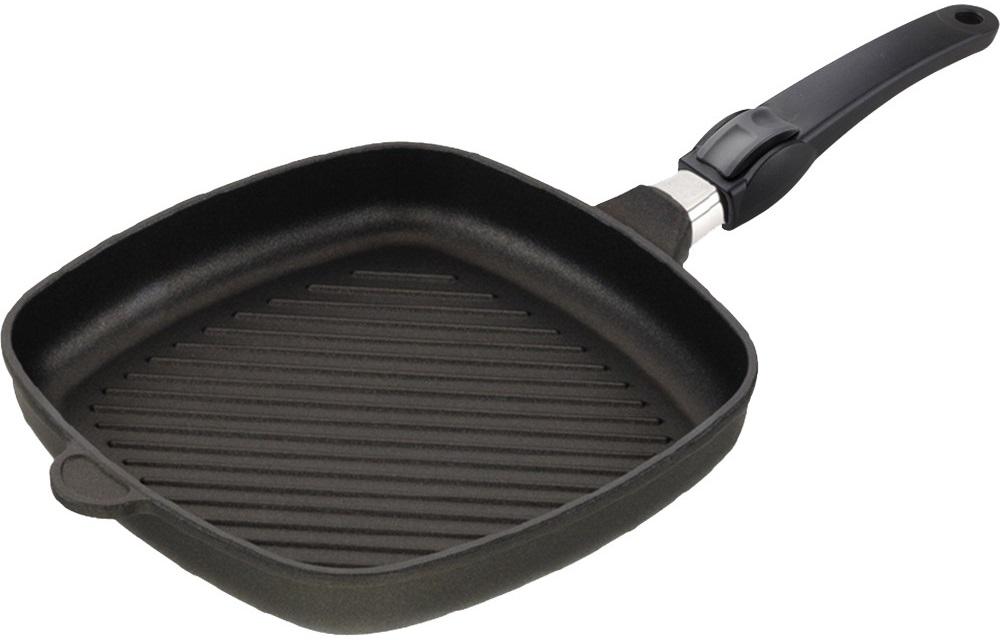 Сковорода-гриль AMT Square Pans I-E285G 28см