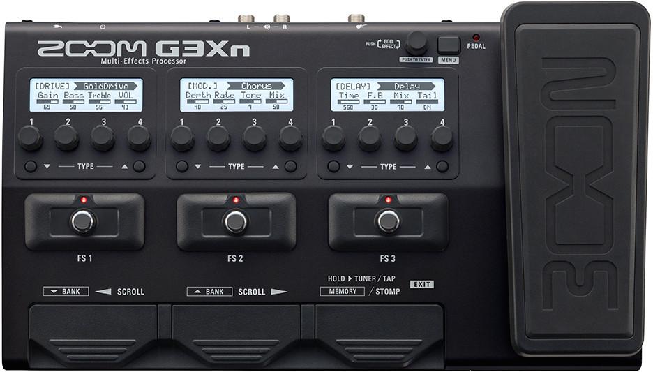 Процессор эффектов ZOOM G3Xn