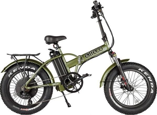 Электровелосипед Eltreco Muultiwatt Arm…
