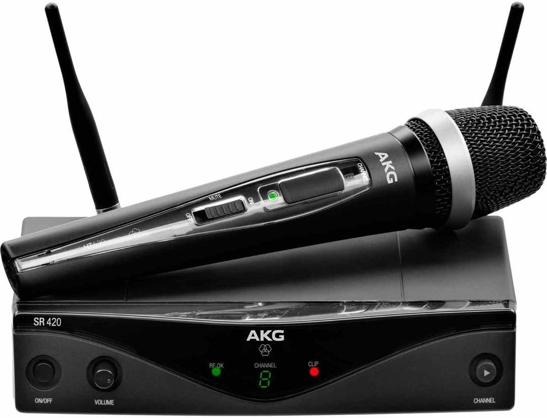 Радиосистема AKG WMS420 Vocal Set Band A (530 - 559)