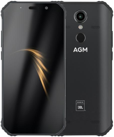 Смартфон AGM A9 LTE 4Gb 32Gb Black