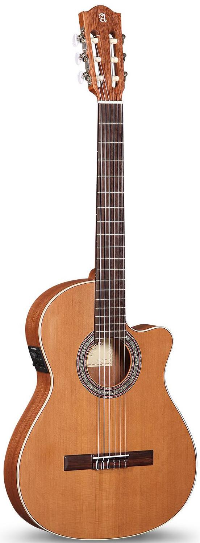 Гитара Alhambra 8.010 Z-Nature CT EZ