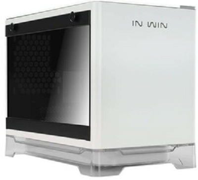 Корпус для компьютера InWin CF08 (A1) 600W mini-ITX White