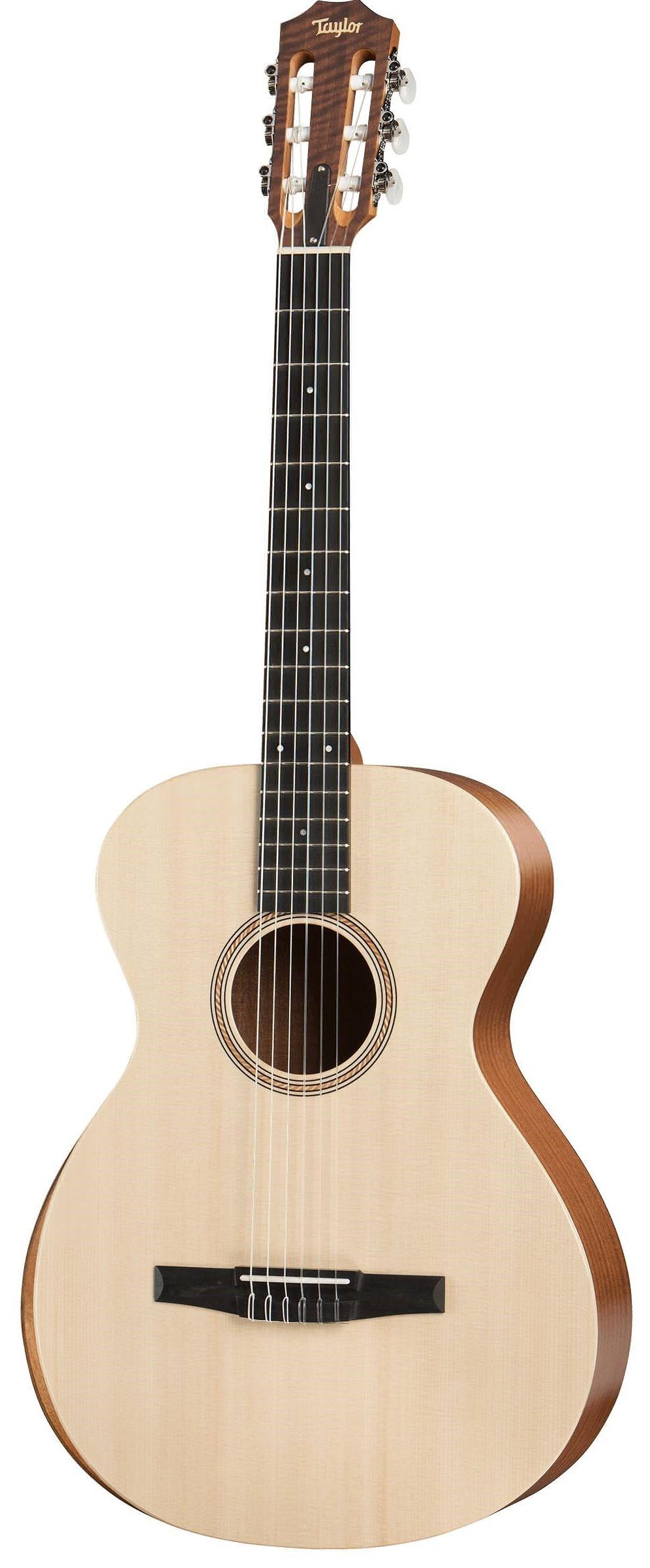 Акустическая гитара Taylor Academy 12-N Academy Series Layered Sapele Sitka Spruce Top Nylon String Grand Concert