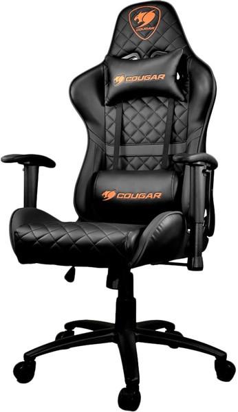Игровое кресло Cougar Armor One X черный