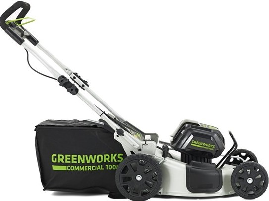 Газонокосилка Greenworks GC82LM51K5