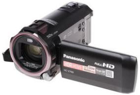 Видеокамера Panasonic HC-V760 White