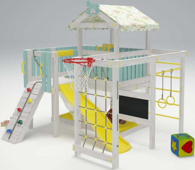 Игровой комплекс Савушка Baby 8