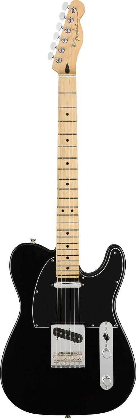Электрогитара Fender Player Tele MN BLK