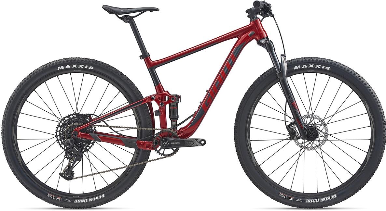 """Велосипед Giant Anthem 29 3 (2020) красный 29""""/XL"""