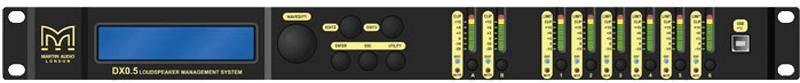 Dj-контроллер Martin Audio DX0.5