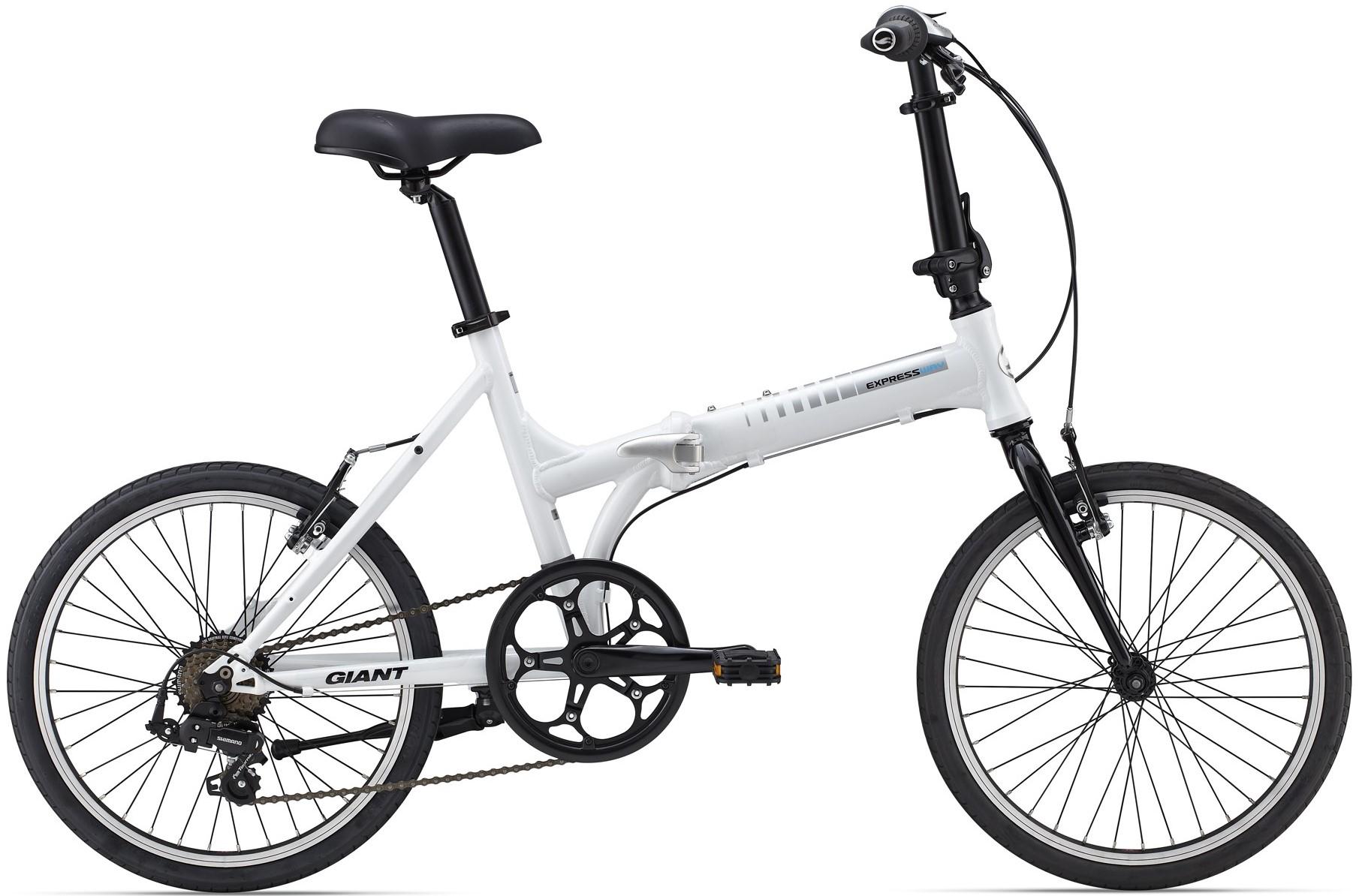 """Велосипед Giant ExpressWay 2 White 20"""""""