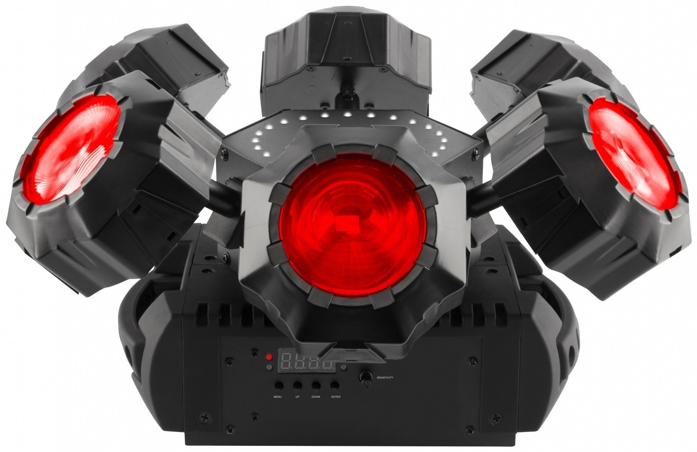 Chauvet-DJ Helicopter Q6