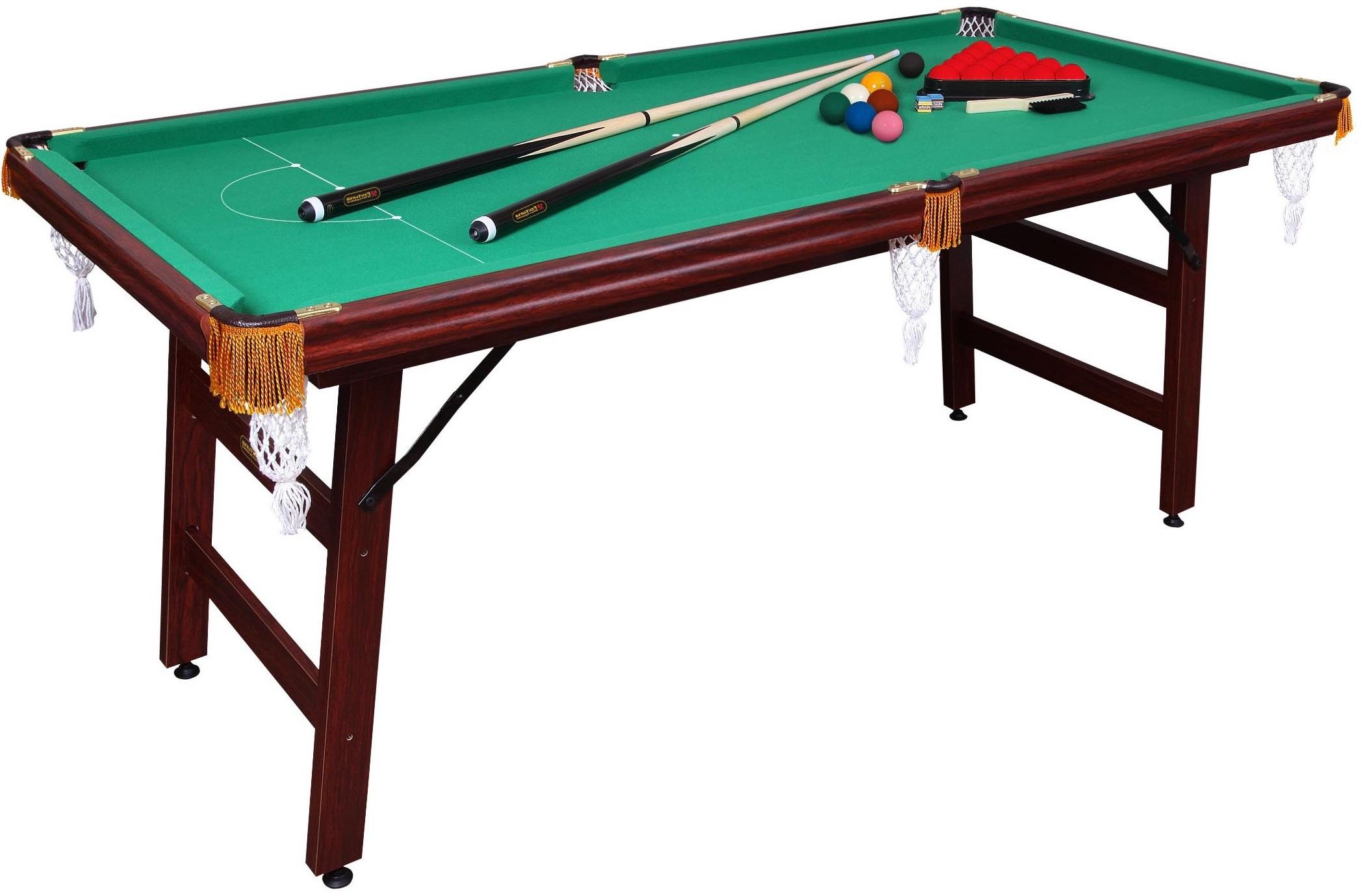 Бильярдный стол Fortuna Снукер 6FT