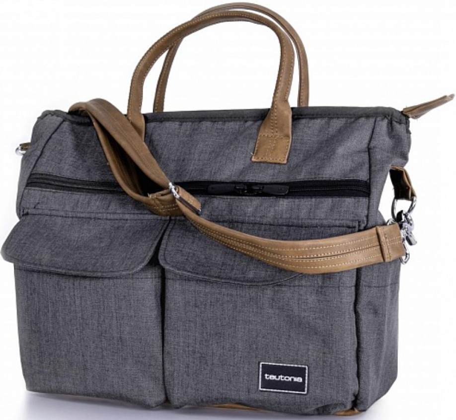 Сумка Teutonia Changing Bag Grey Melange