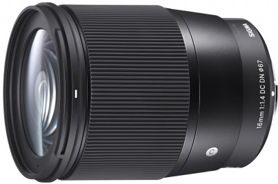 Объектив Sigma 16mm f/1.4 DC DN Contemp…