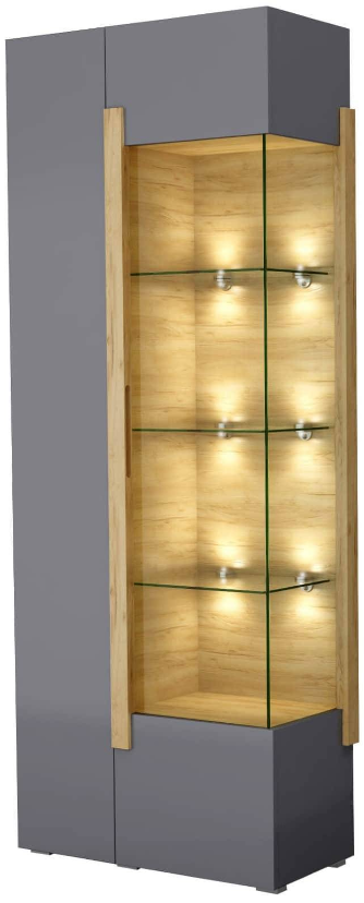 Шкаф Интердизайн Дубай светло-коричневы…