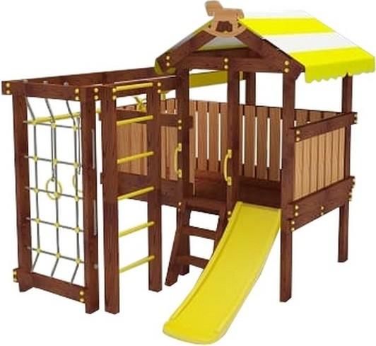Мир детских площадок Савушка Baby-1 Play