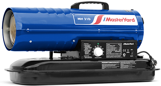 Тепловая пушка MasterYard MH 21D