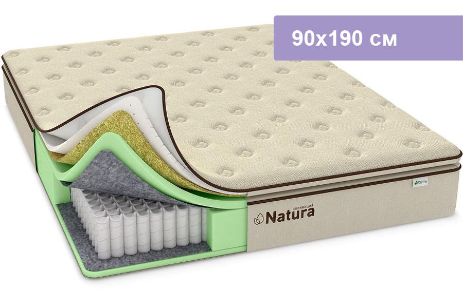 Матрас Райтон Natura OrtoBio M 90х190 см