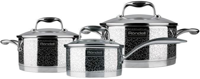 Набор посуды Rondell RDS-379 (6 предметов)