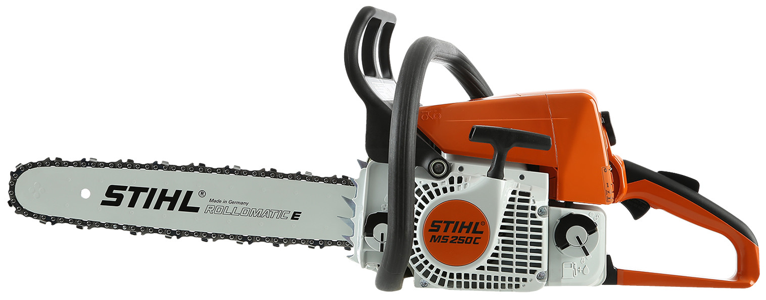 Бензопила Stihl MS250C-BE
