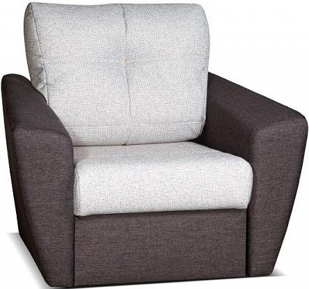 Кресло-кровать Цвет Диванов Амстердам Next серый 114x90x76 см