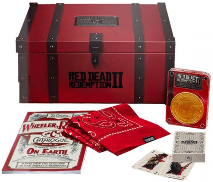 Игра Red Dead Redemption 2 Collector's …